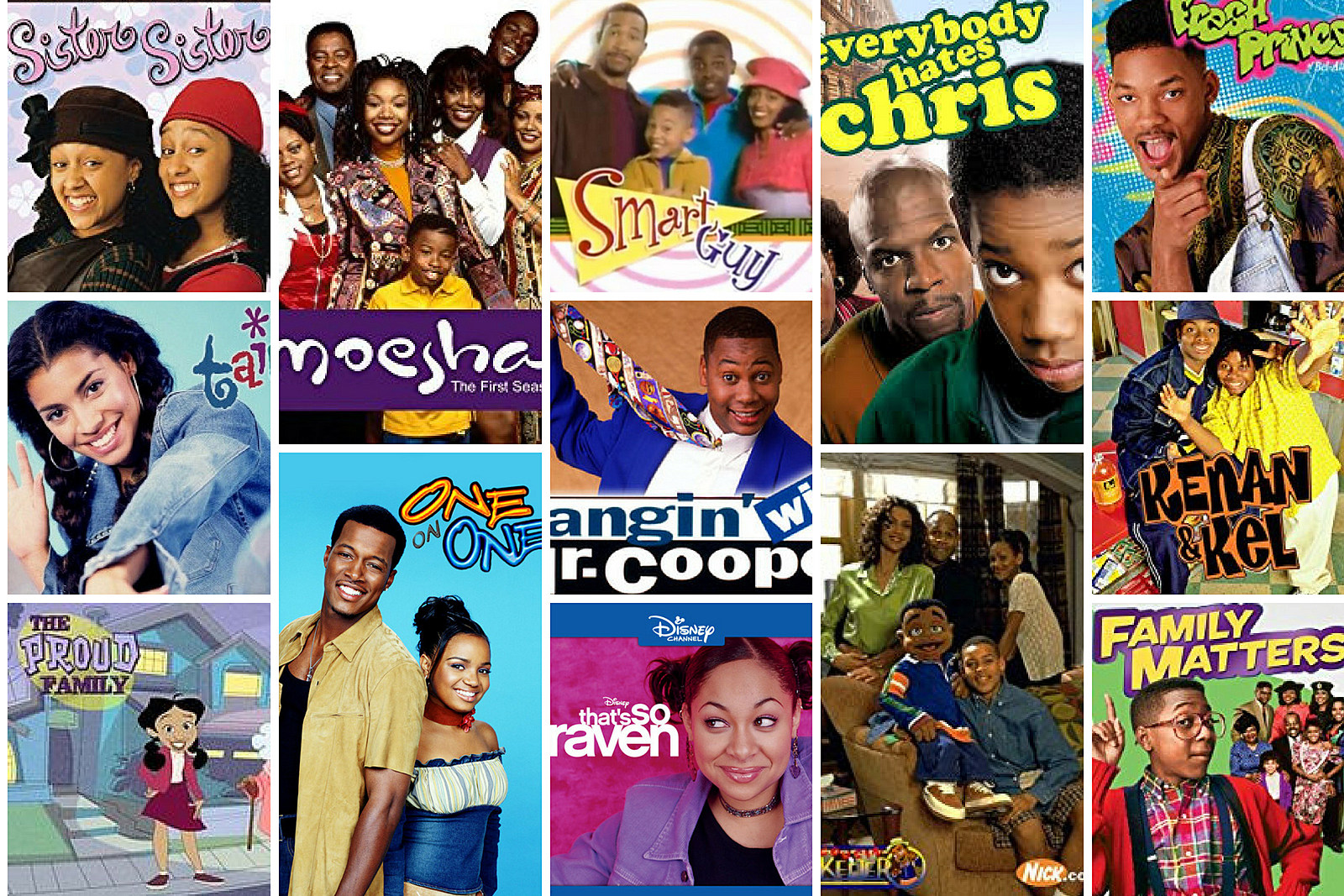 The Best Throwback TV Theme Songs That Older Millennials Can