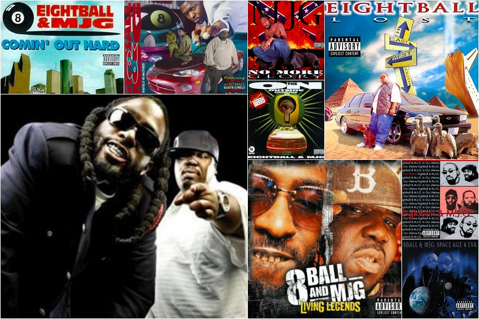 8ball mjg helped lay down the blueprint for southern rap show 8ball mjg helped lay down the blueprint for southern rap show some respect malvernweather Images