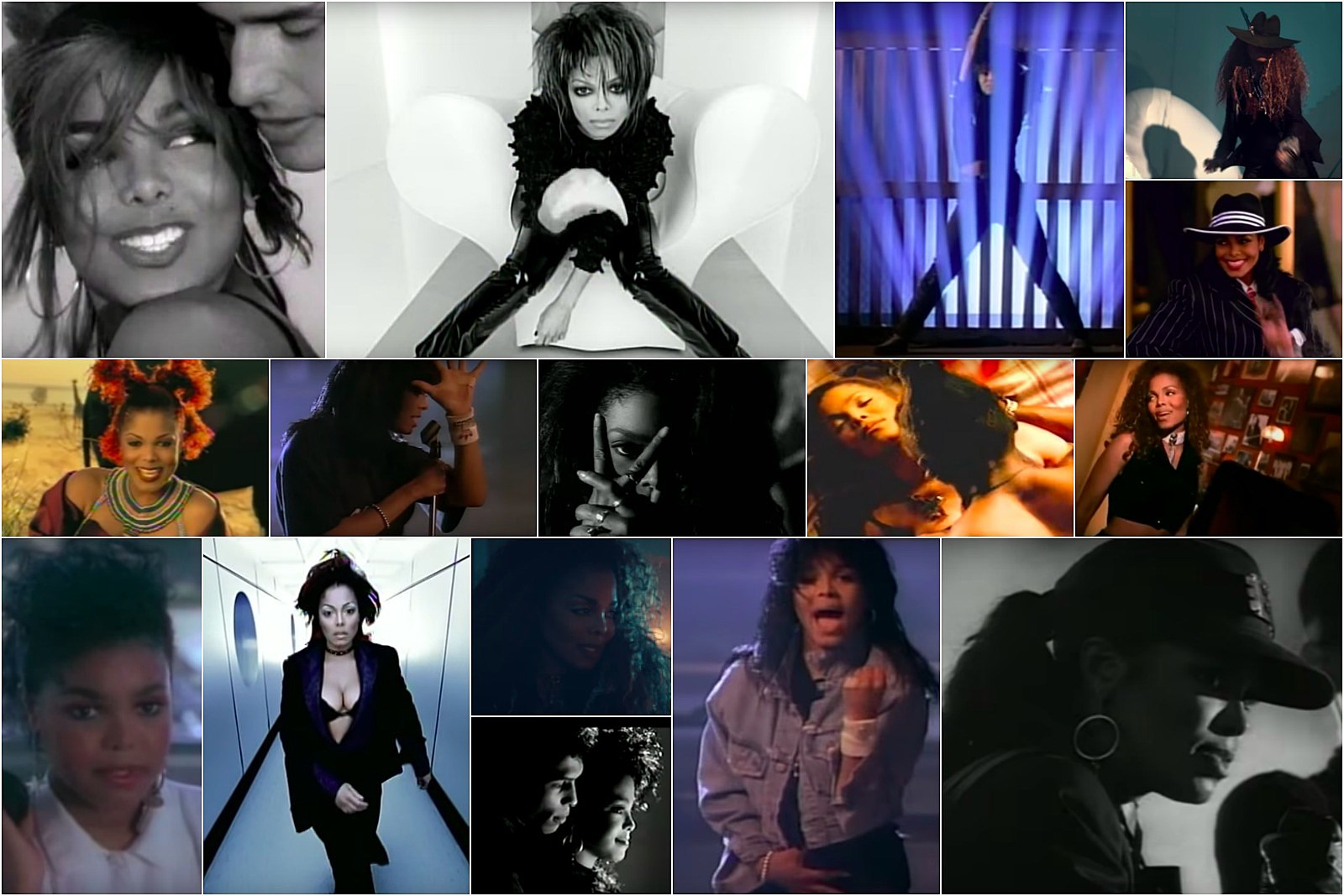 The 25 Most Iconic Janet Janet Jackson Videos – Power102Jamz