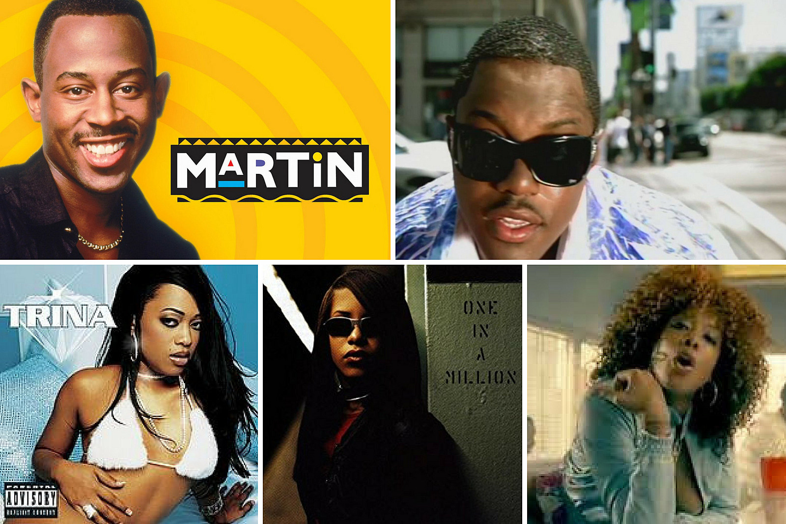 Martin Makes A Splash On Fox August 27 In Hip Hop History