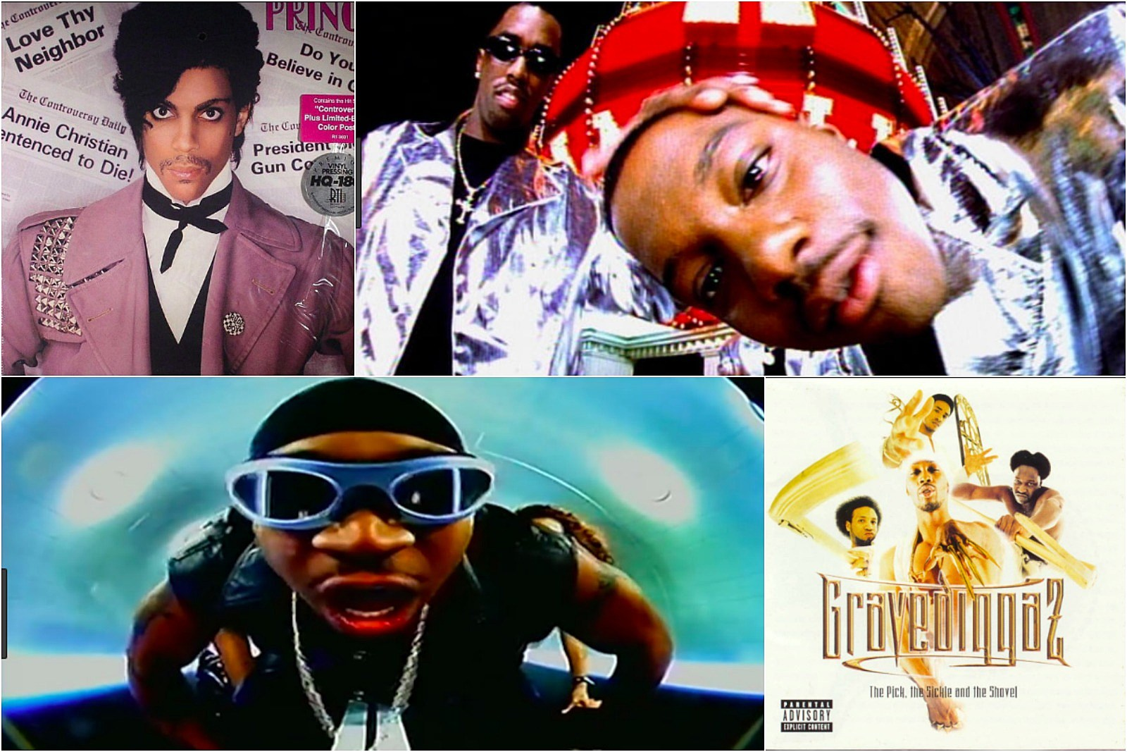 YouTube, Warner Bros., Gee Street Records